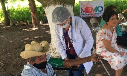 Fundación MEMO continúa realizando acciones en apoyo de la población de Medellín de Bravo
