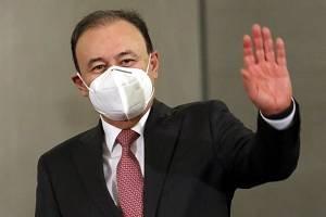 Alfonso Durazo renuncia oficialmente a la SSPC para competir en las elecciones de 2021