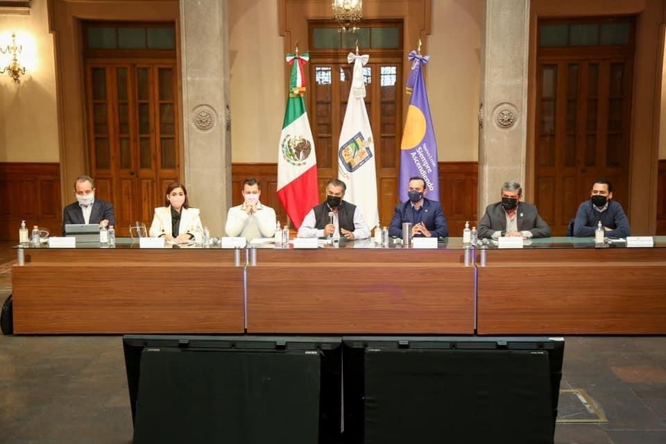 """PAN, MC y PRI apoyan a """"El Bronco"""" para realizar consulta sobre Pacto"""