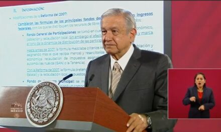 Acepta AMLO dialogar con gobernadores de Alianza Federalista