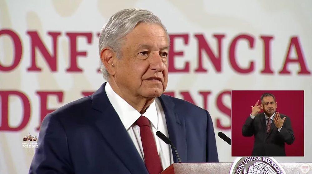 Anunció López Obrador aumento al salario mínimo el próximo año