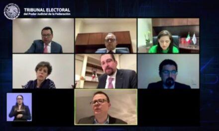 El TEPJF le niega el registro a México Libre