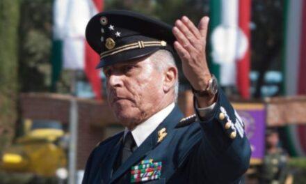 PRI propone que gastos legales del general Cienfuegos en EEUU se paguen con dinero público