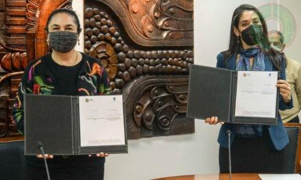 UV y Fiscalía firmaron convenio de colaboración