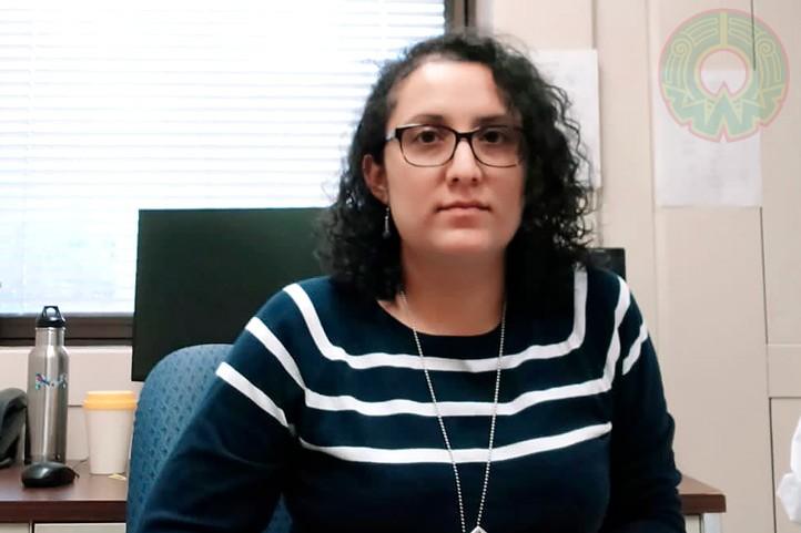 Florencia Chena Becerra, egresada del Doctorado en Investigaciones Cerebrales de la UV