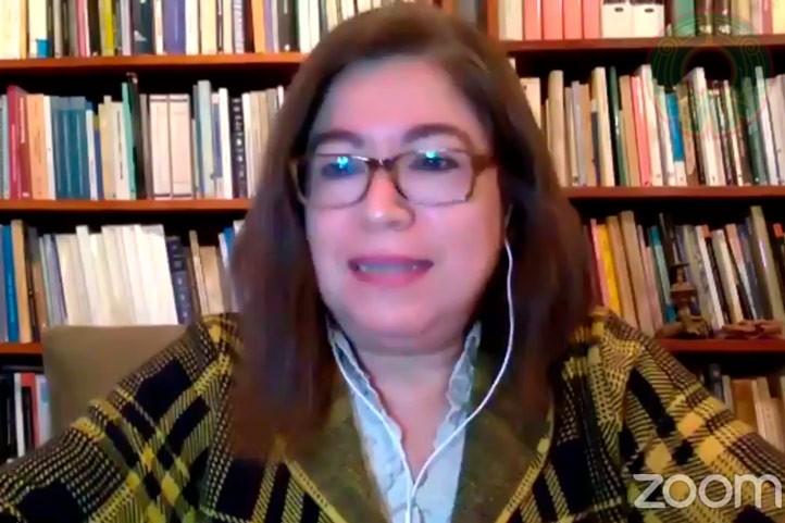 Norma Angélica Cuevas, responsable de las Cátedras de Excelencia UV