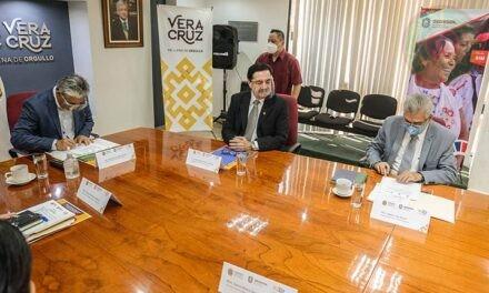 UV y Sedesol signaron convenio para realizar foro sobre Bienestar Social