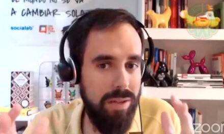 Se puede cambiar el mundo a través del emprendimiento: Juan Francisco del Cerro