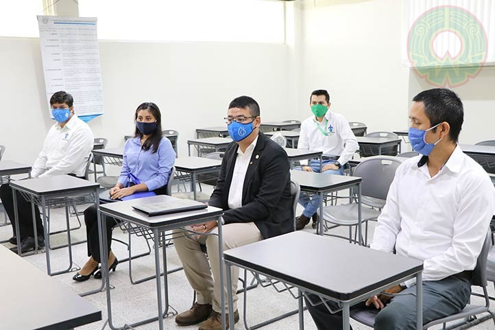 Junta Directiva de la Rama Estudiantil IEEE UV Coatzacoalcos