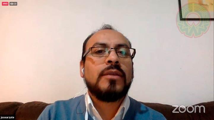 """José Concepción Arzate Salvador habló de la presa """"José Antonio Alzate"""", ubicada en Tlachaloya"""