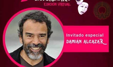 Damián Alcázar y Karina Gidi participarán en 29 Festival de Teatro UV
