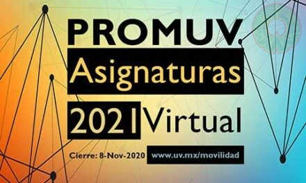 Promuv abre convocatoria Asignaturas 2021