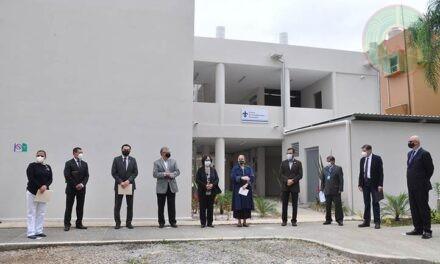 UV inauguró instalaciones de tres centros de investigación