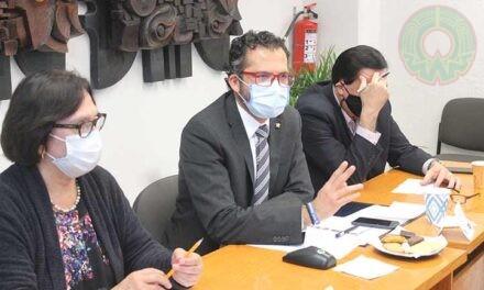 Iniciaron negociaciones entrela UV y Fesapauv