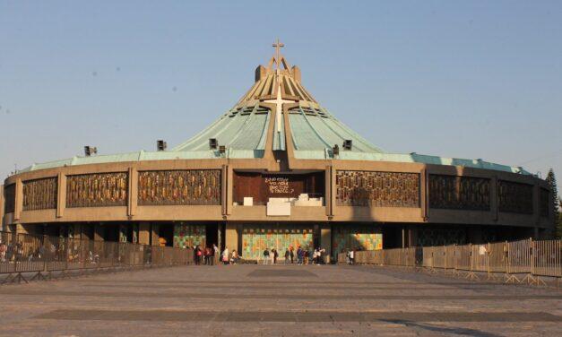 La Basílica de Guadalupe en la CDMX cerrará del 10 al 13 de diciembre, por COVID-19
