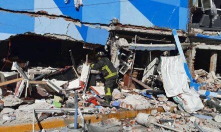 Video: Explosión de gas en restaurante de Azcapotzalco causa dos heridos