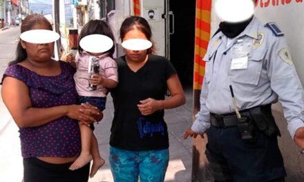 Resguarda IPAX a menor que deambulaba en calles de Córdoba