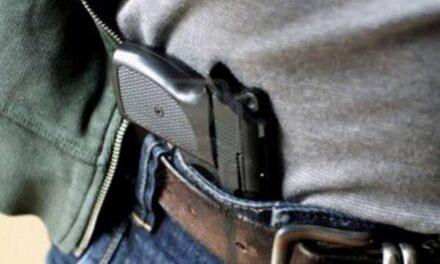 Proponen portar armas sin permiso de la Sedena en Coahuila