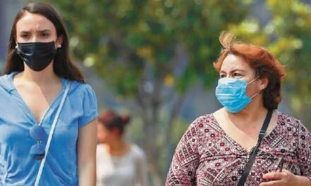 Estudio: Pandemia de coronavirus se reduciría si 70% de gente usara cubrebocas