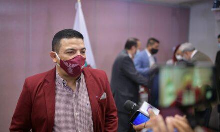 Cifras de Cuitláhuac García demuestran fracaso yunista y dobla su obra pública: Gómez Cazarín