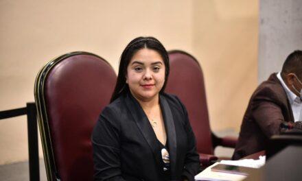 Integran a la diputada Libni Adaelsi a comisiones legislativas