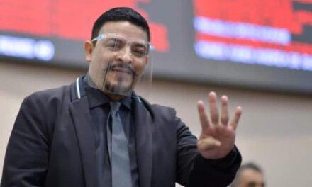 Presupuesto responsable Parlamento Veracruz. Juan Javier Gómez Cazarín