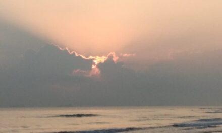 Al mediodía-tarde se espera ambiente caluroso en buena parte del estado de Veracruz.