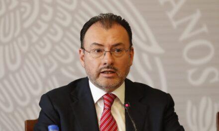 AMLO confirma que juez negó orden de aprehensión contra Luis Videgaray.