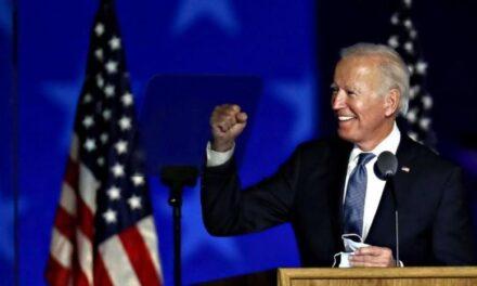 Joe Biden se prepara para dar esta noche un discurso a la nación