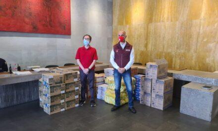 Gobierno de Dinamarca envió ayuda humanitaria para atender las Inundaciones en Tabasco y Chiapas