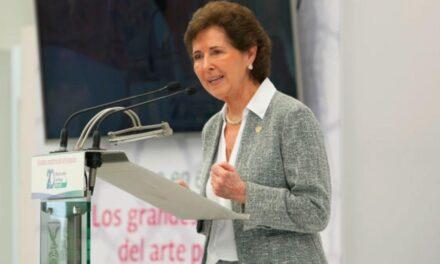 María Cristina García Cepeda SFP inhabilita 10 años e impone multa de 20 mdp a extitular de Cultura de Peña Nieto