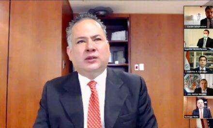 México asume vicepresidencia de organismo contra lavado de dinero en la OEA