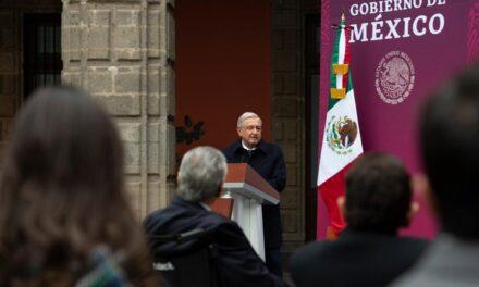 López Obrador cancela gira en Nayarit y Sinaloa tras muerte de su hermana