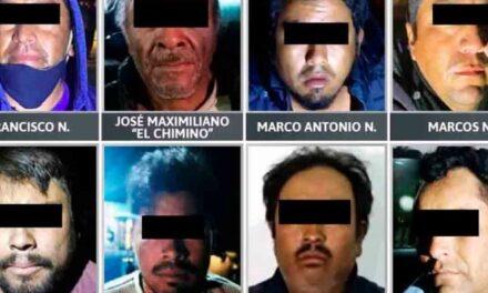 Aprehende 8 investigados por linchar y dar muerte a la abogada de Orizaba y una persona más.