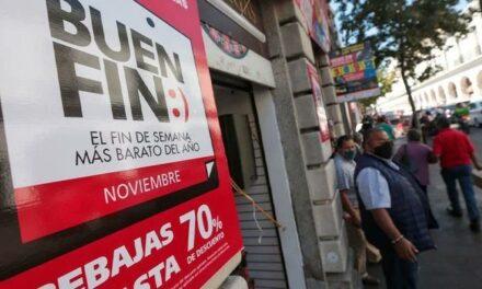 """Ventas de """"El Buen Fin"""", superaron las de 2019, asegura la Profeco."""