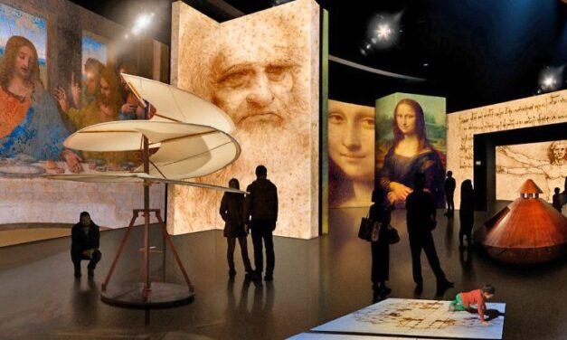 Llega a Puebla exposición 'Leonardo Da Vinci, 500 años de genialidad'
