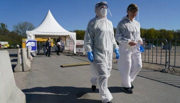 Alemania y Rusia registraron nuevos récords de muertes diarias por Covid-19