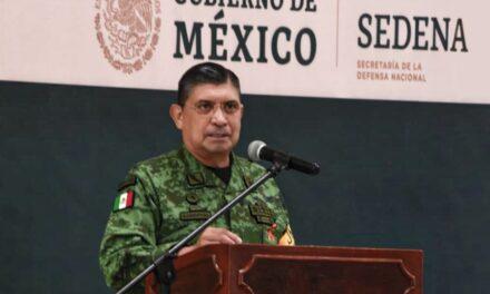 El Secretario de la Defensa Nacional, General Luis Crescencio Sandoval González, emitió el pronunciamiento Cero Tolerancia a las conductas de hostigamiento y acoso sexual