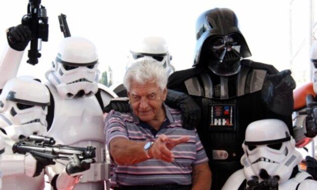 David Prowse, el actor que interpretó a Darth Vader, muere a los 85 años