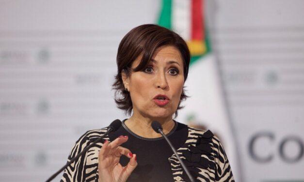 Rosario Robles podría ser colaboradora de la Fiscalía General de la República