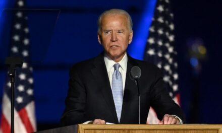 """""""Prometo ser un presidente que busque unificar y no dividir"""": Joe Biden"""