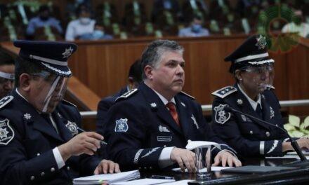 Restableciendo el orden, eliminando viejas prácticas y construyendo políticas de seguridad transformamos Veracruz: SSP