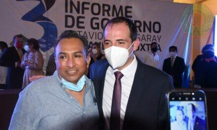 Salvador Monroy es la mejor opción para la alcaldía de San Andrés Tuxtla.