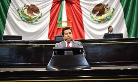 Propone diputado Eric Domínguez creación del Buzón Fiscalizador