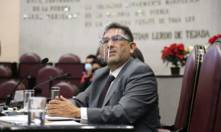 Rinde Amado Cruz Malpica Segundo Informe de Actividades Legislativas