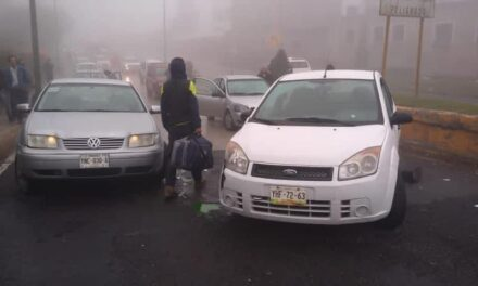 Carambola en la carretera Xalapa-Coatepec