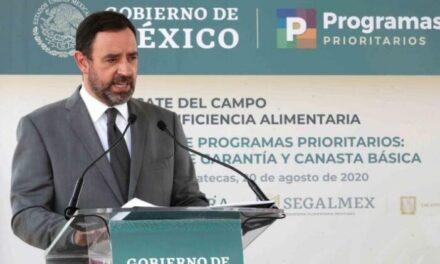 El gobernador de Zacatecas, Alejandro Tello, dio a conocer que dio positivo a la prueba de covid-19