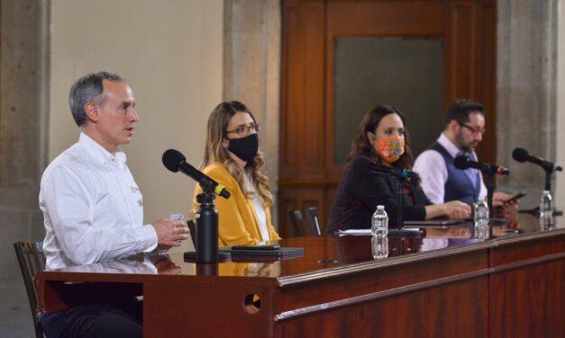 Antes de que termine el año podría iniciar vacunación contra covid-19 en México: López-Gatell