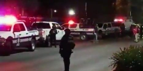 Persona asesinada con arma de fuego en la avenida Xalapa