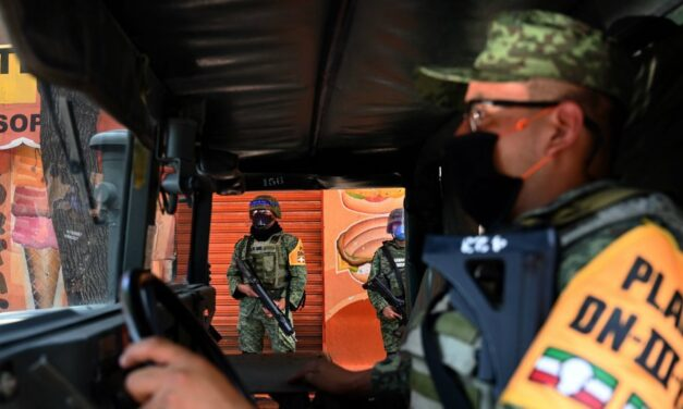 Ejército y Marina participarán en plan de vacunación contra COVID-19 en México